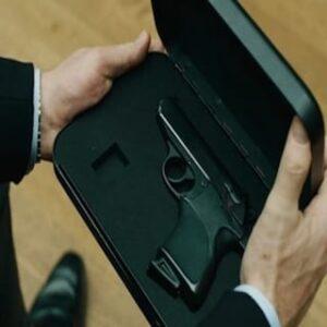 James Bond Gadgets from Inside Q Branch, Walter PPKS, Skyfall (2012)