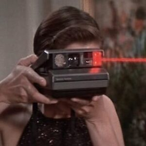 James Bond Gadgets from Inside Q Branch, X-Ray Polaroid, Licence to Kill (1989)