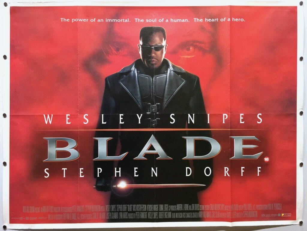 Blade UK Quad