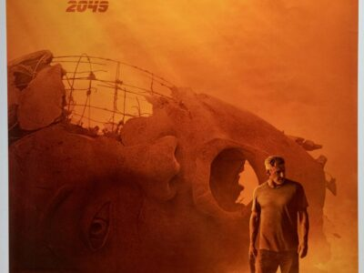 Blade Runner 2049 HARRISON FORD STYLE TEASER UK One Sheet