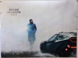 Blade Runner 2049 RYAN GOSLING STYLE TEASER UK Quad