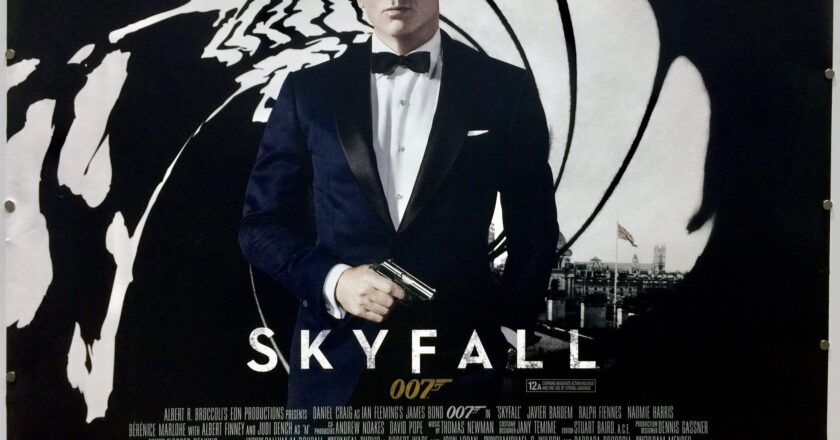 Skyfall | 2012 | Final | UK Quad