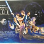 Return of the Jedi | 1983 | Style A | UK Quad