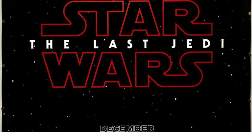 Star Wars: The Last Jedi | 2017 | Teaser | UK Quad