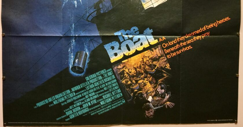 The Boat | 1981 | Final | UK Quad