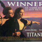 Titanic | 1997 | Oscars Style | UK Quad