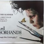 Edward Scissorhands | 1990 | Teaser | UK Quad