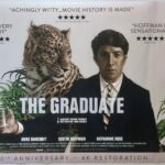 The Graduate | 1967 | 50th Anniversary | UK Quad