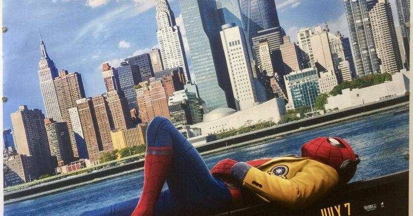Spider-Man Homecoming | 2017 | Teaser | UK Quad