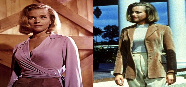 Iconic Bond Girl Outfits