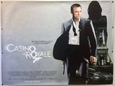 Casino Royale 2006 Final UK Quad
