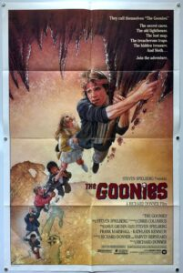 The Goonies International US One Sheet
