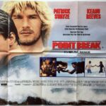 Point Break | 1991 | UK Quad