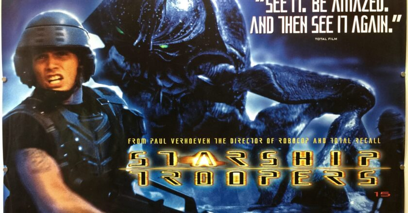 Starship Troopers | 1991 | Final | UK Quad