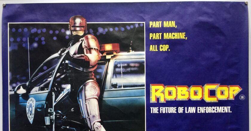 Robocop | 1987 | UK Quad