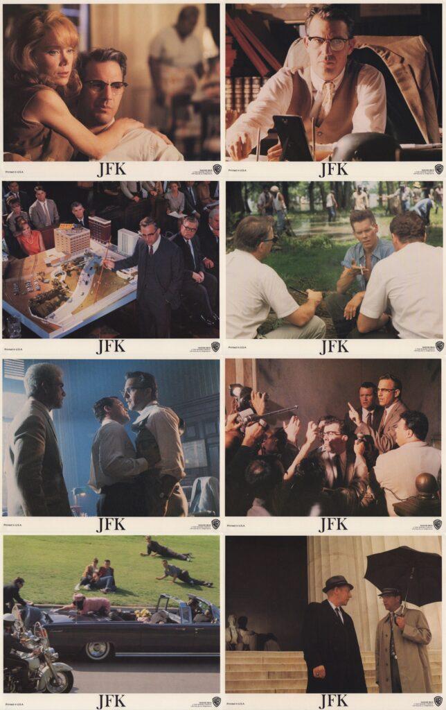 JFK US Lobby Card